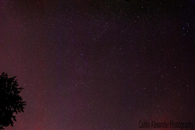 Peridot meteor shower