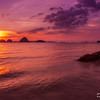 Sunset at Krabi, Thailand