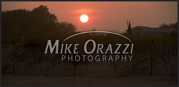 The sunset at East Beach in Charlestown, Rhode Island. ©MikeOrazzi