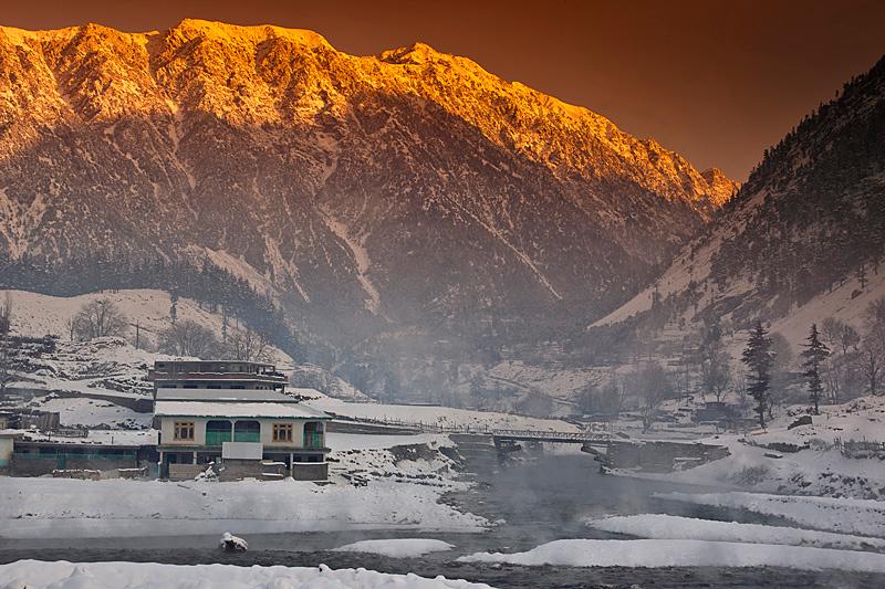 "Good moring Kalam, Swat valley ""Pakistan"""