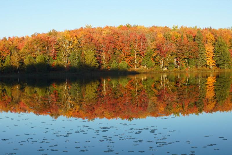 Halfmoon Lake<br /> Alger County<br /> Michigan
