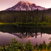 Mount Rainier Reflection Lake, Washington, USA