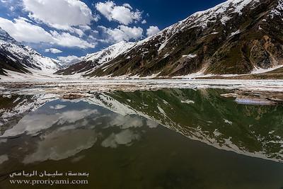 "Lake Saif ulmalook, Naran ""Pakistan"""