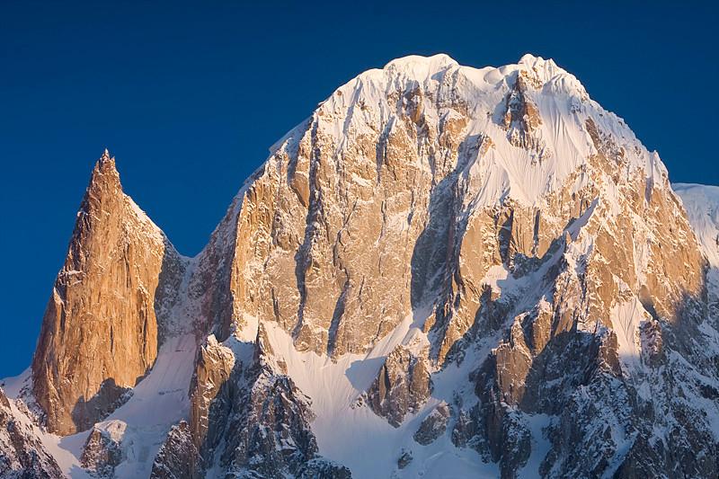 "Lady Finger peak , Hunza ""Pakistan"""