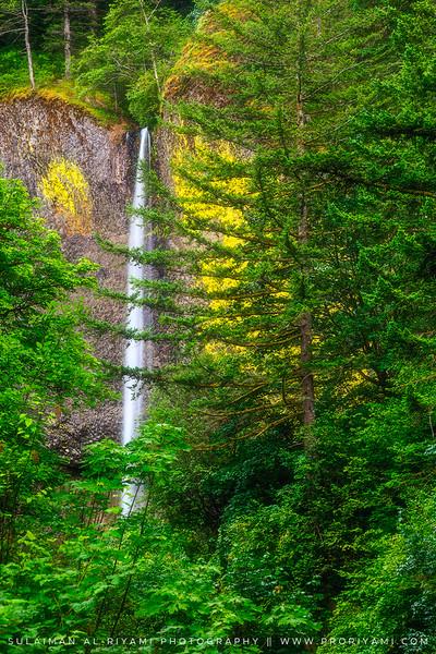 Latourel falls, Oregon, USA