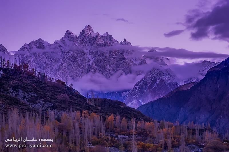 Ghulmit, Pakistan.