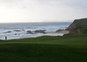 Golf course at The Ritz-Carlton<br /> Half Moon Bay, California<br /> April 2009