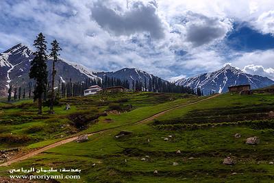 Lalazar, Kaghan Valley, Pakistan