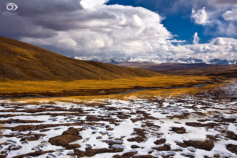 Deosai plains, the highst plain on Earth (4,114 meters ASL), PAKISTAN