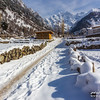 Kalam winter, Swat valley, Pakistan