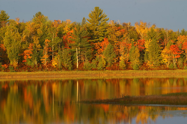 Merwin Lake<br /> Kingston Plains Area<br /> Alger County, Michigan