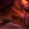 Lower Antelope Canyon, Arizona, USA.