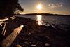 #A Hayes Lake Sunset, Summer 2016