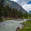 "Naltar river, Gilgit ""Pakistan""<br /> <br /> Canon EOS 5D, Canon EF 17-40mm f/4L."