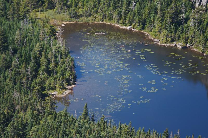 Horns Pond, Bigelow Range