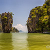 "James Bond island, Phanga bay ""Thailand."