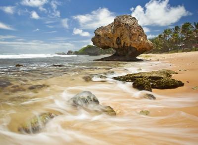 Cattlewash Beach, Barbados
