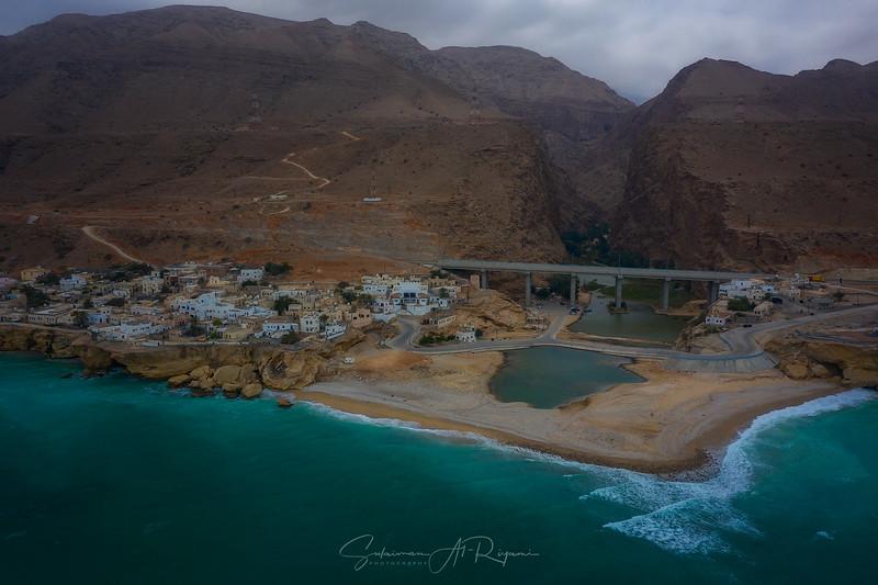 Tiwi, Oman