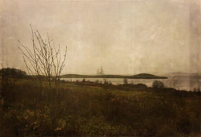 A Beautiful Gloomy Day at Lundsneset (November 2020)