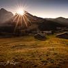 Sunrise at Alpe Di Siusi