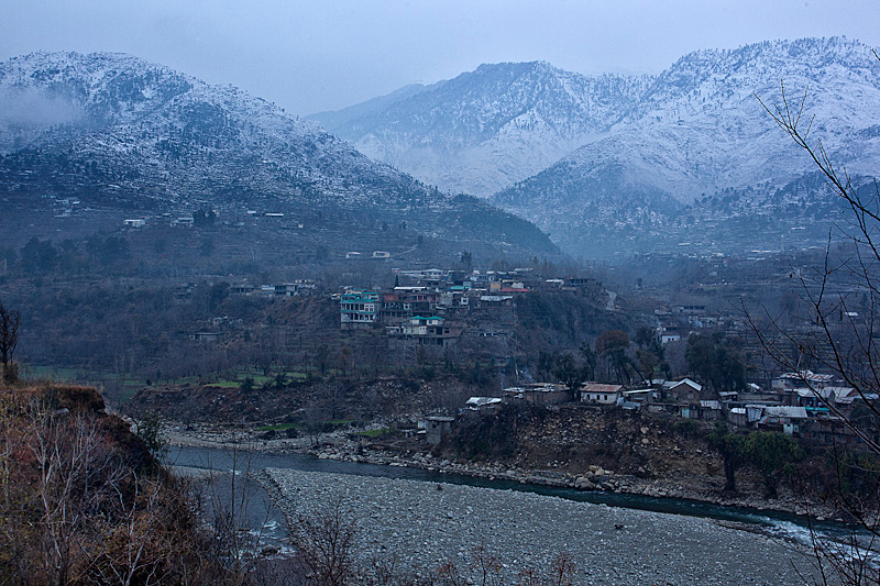 "Bahrain, Swat Valley ""Pakistan"""