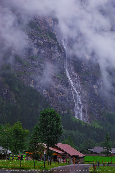 Stechelberg valley