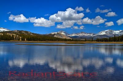 Toulumne Meadows, Tioga Pass, Yosemite NP