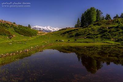 Siri Lake, Kaghan Valley, Pakistan