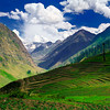 "Lalazar , Kaghan valley "" Pakistan """