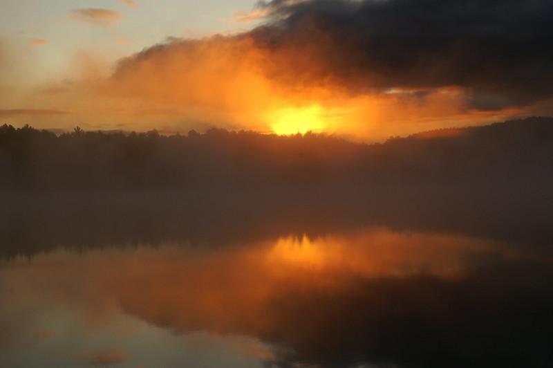 Swan Lake<br /> Hiawatha National Forest