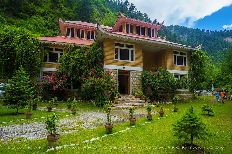 """A Hotel in Kaghan valley """"Pakistan"""""""