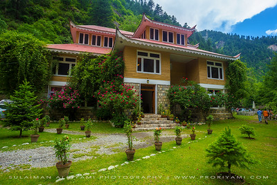 "A Hotel in Kaghan valley ""Pakistan"""