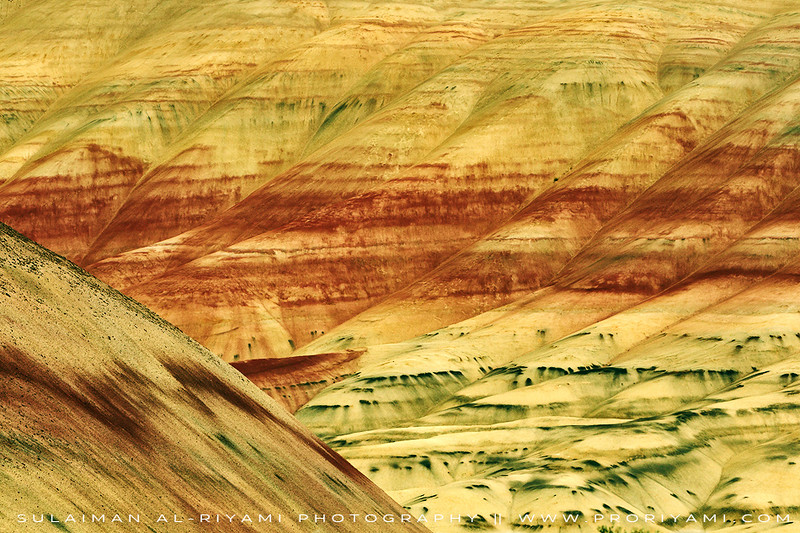 The Painted Hills, Oregon, USA