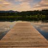 Halblech lake