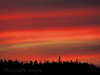 Beautiful Colors Over The Boreal Forest, Rictographs Images, Summer 2016