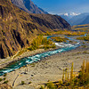 "Outstanding beauty of Gizir landscape ""North Pakistan"""