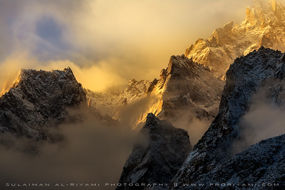 Karakoram mountain range, North Pakistan