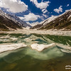 "Lake Saifulmalook, Kaghan valley ""Pakistan""."
