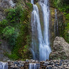 "Waterfalls, Azad Kashmir ""Pakistan""."