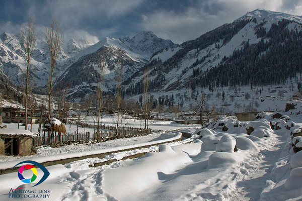 "Mutiltan valley, Swat ""Pakistan""."