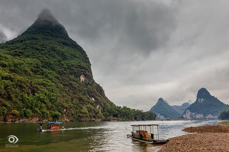 "Li-River, Guilin ""China"" Nov 2012."