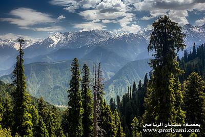 Makra Peak, Kaghan Valley, Pakistan