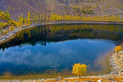 khalti lake, phunder valley, Pakistan