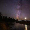 Devils Lake Night