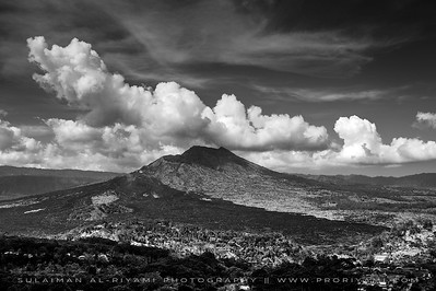 "B&W landscape photography, Bali ""Indonesia"""