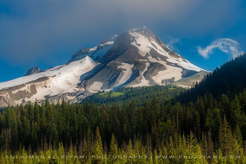 Mt. Hood, Oregon, USA
