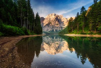 Lago Di Briaes