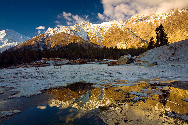 Fairy Meadows, Himalaya