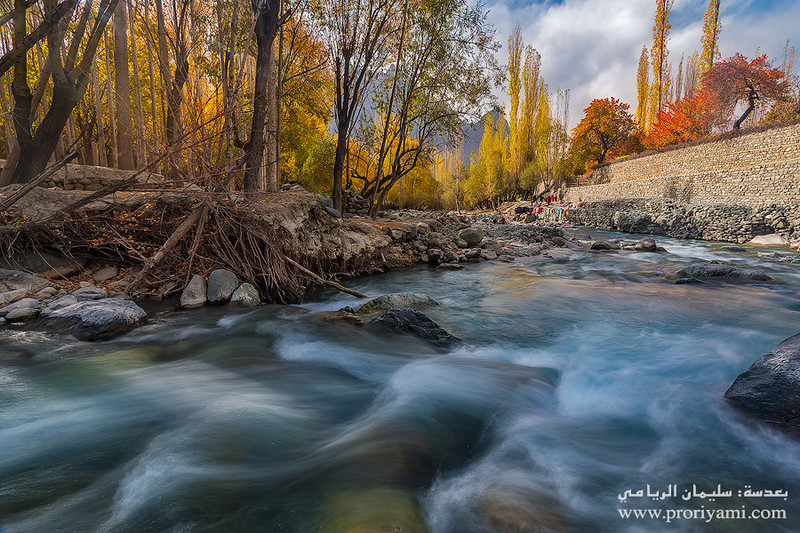 "Shigar valley ""Pakistan""."