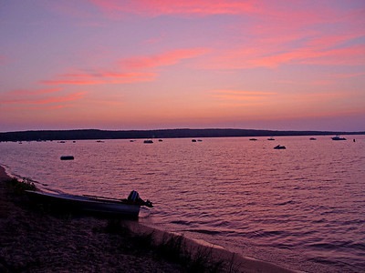 Higgins Lake @ Sunset